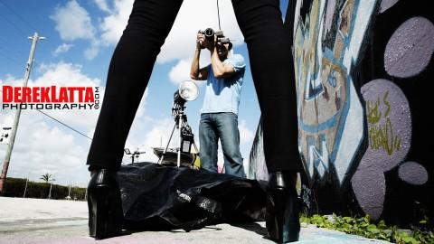 - Funky Behind the Scenes CSI Shoot!