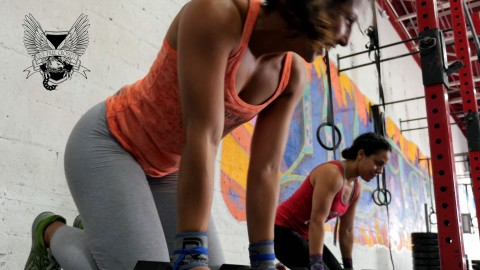 Live Free Crossfit Business Promo