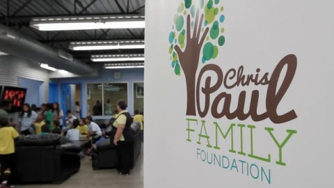 Chris Paul Family Foundation
